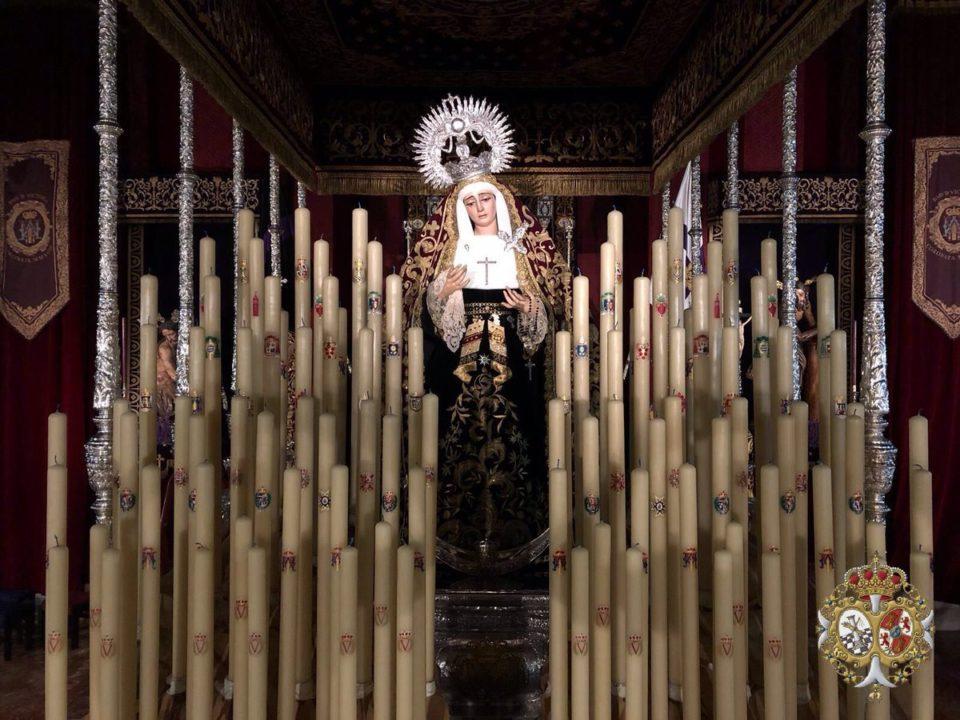 La iconografía de la Virgen de la Victoria en la Archidiócesis de Sevilla
